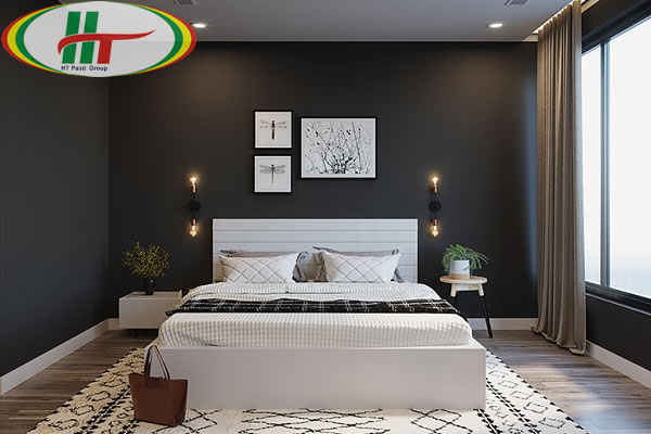 Những màu sơn tường cho phòng ngủ thêm đẹp, ấn tượng-3