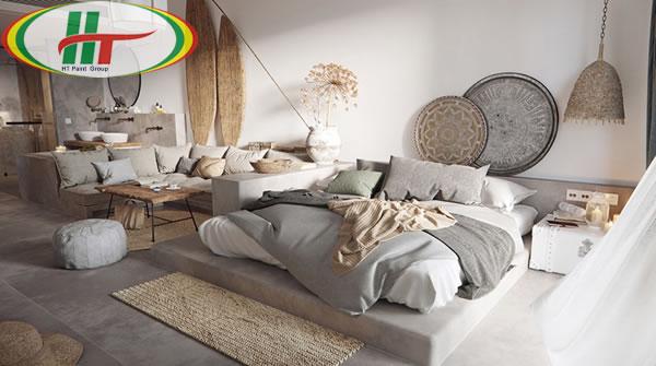 Những mẫu phòng ngủ đẹp với màu sắc nổi bật thiết kế ấn tượng dành cho nữ-4