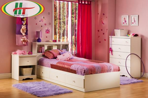 Trang trí nội thất phòng trẻ với những gam màu ấn tượng-1