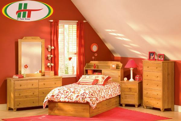 Trang trí nội thất phòng trẻ với những gam màu ấn tượng-4