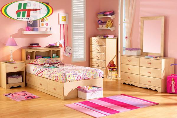 Trang trí nội thất phòng trẻ với những gam màu ấn tượng-6