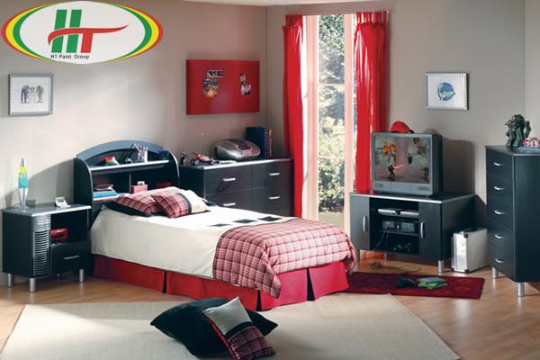 Trang trí nội thất phòng trẻ với những gam màu ấn tượng-8