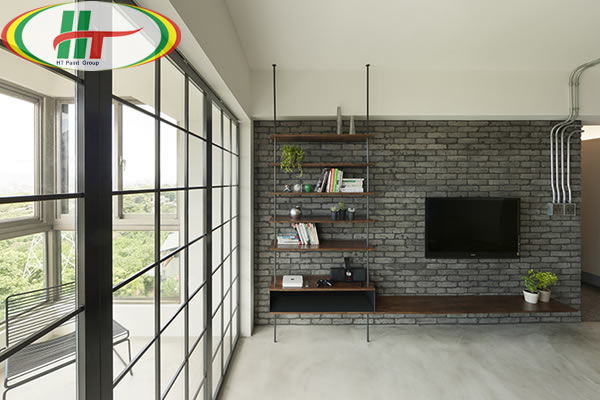 Chiêm ngưỡng căn hộ thiết kế nội thất theo phong cách công nghiệp ấn tượng-3