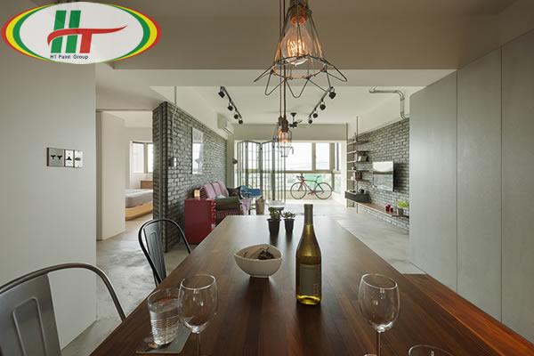 Chiêm ngưỡng căn hộ thiết kế nội thất theo phong cách công nghiệp ấn tượng-4