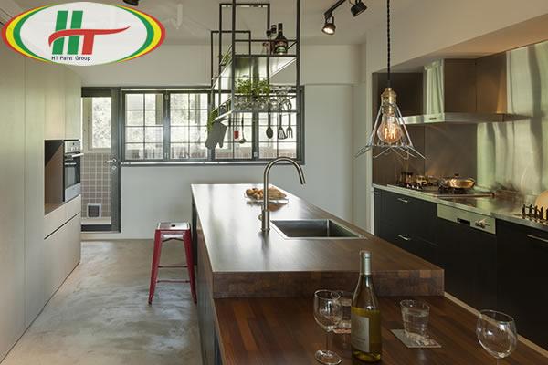 Chiêm ngưỡng căn hộ thiết kế nội thất theo phong cách công nghiệp ấn tượng-5