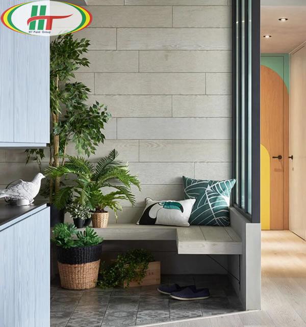 Chiêm ngưỡng không gian trang trí nội thất màu xanh dương-4