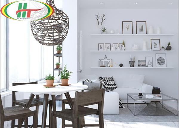 Những mẫu phòng ăn đẹp thiết kế nội thất theo phong cách hiện đại-8