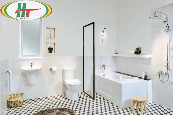 Thiết kế phòng tắm sao cho đủ ánh sáng và thông thoáng