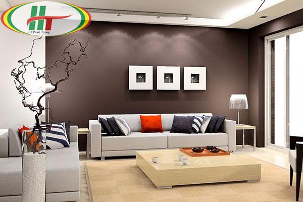 5 màu sơn tường đẹp được ưa chuộng hiện nay