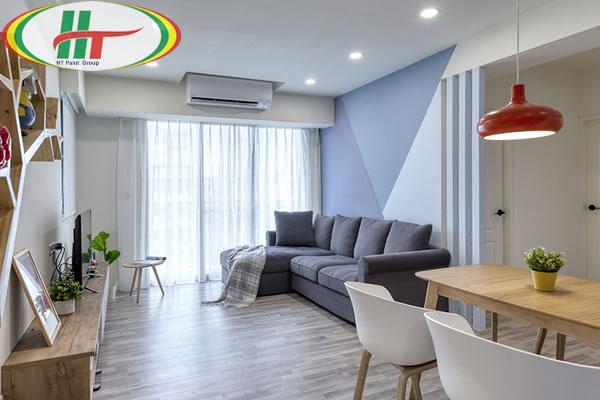 Căn hộ thiết kế nội thất ấn tượng theo phong cách Retro-6