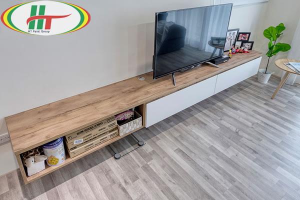 Căn hộ thiết kế nội thất ấn tượng theo phong cách Retro-7
