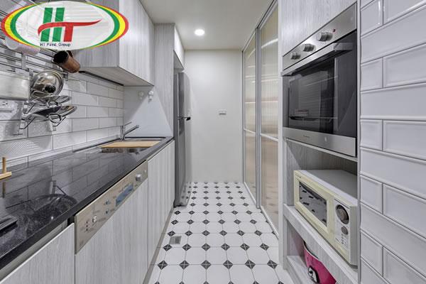 Căn hộ thiết kế nội thất ấn tượng theo phong cách Retro-9