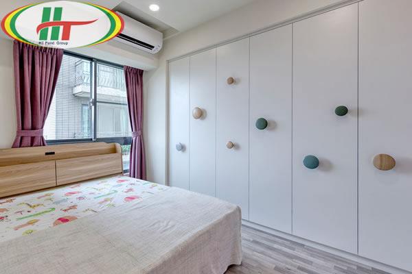 Căn hộ thiết kế nội thất ấn tượng theo phong cách Retro-10