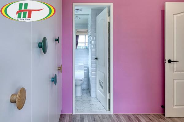 Căn hộ thiết kế nội thất ấn tượng theo phong cách Retro-11