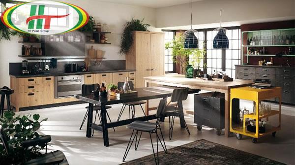 Tổng hợp những không gian nhà bếp đẹp có thiết kế độc đáo-1