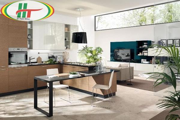 Tổng hợp những không gian nhà bếp đẹp có thiết kế độc đáo-3