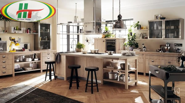 Tổng hợp những không gian nhà bếp đẹp có thiết kế độc đáo-5