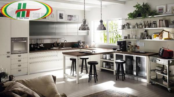 Tổng hợp những không gian nhà bếp đẹp có thiết kế độc đáo-7