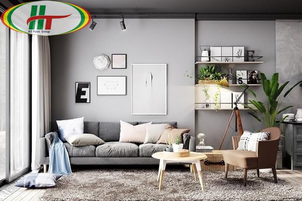 Cách đưa màu xám vào không gian sống ấn tượng và thu hút hơn