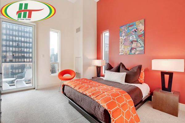 3 màu sơn nội thất dự đoán sẽ lên ngôi trong năm 2020