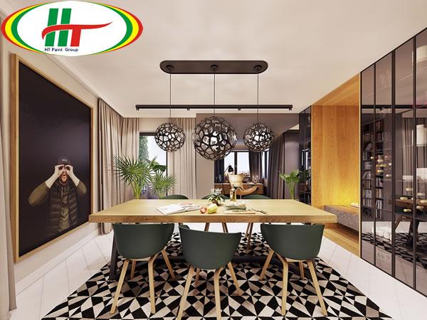 Trang trí ngôi nhà với những điểm nhấn màu sắc ấn tượng-5