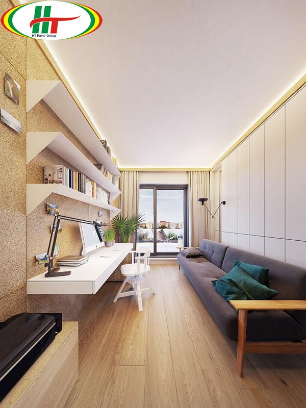 Trang trí ngôi nhà với những điểm nhấn màu sắc ấn tượng-11