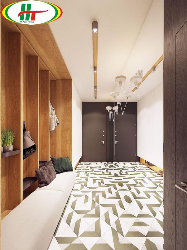 Trang trí ngôi nhà với những điểm nhấn màu sắc ấn tượng-12