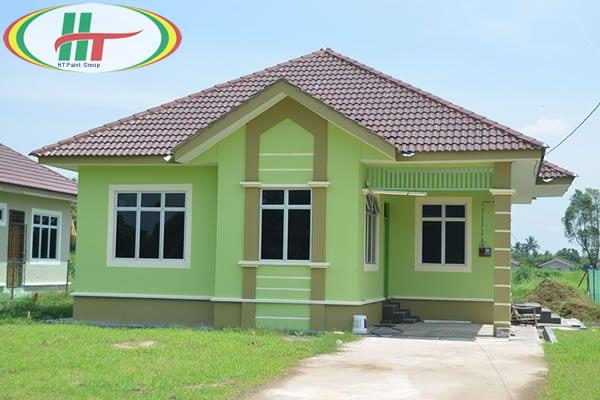 Cách bảo vệ sơn tường nhà