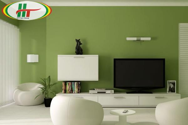 Gợi ý sơn nhà với phong cách đầy ấn tượng và bất ngờ