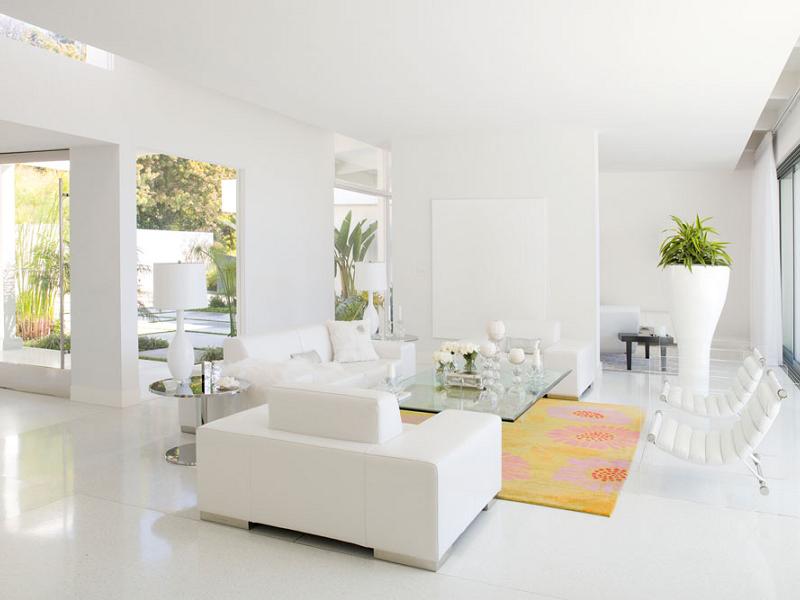 Những yếu tố cần xem xét khi lựa chọn sơn nhà màu trắng