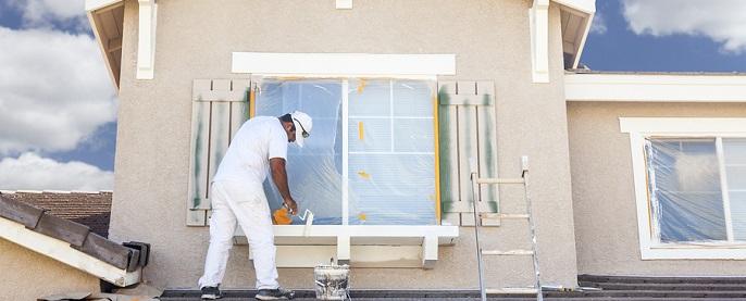 Bí quyết sơn nhà bất chấp mọi thời tiết