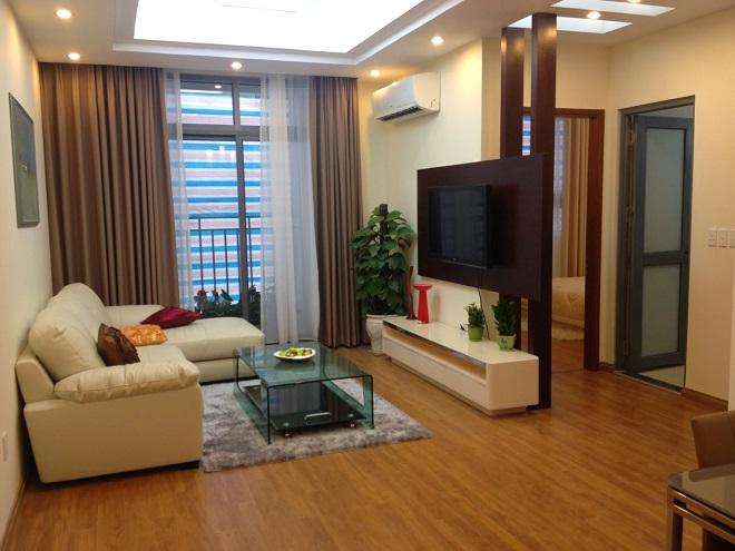 Chọn sơn nhà cho nhà chung cư