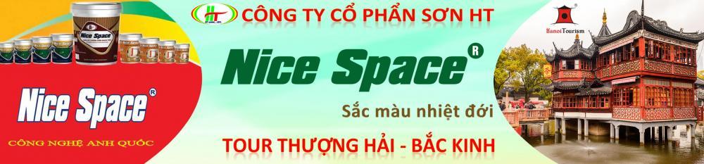 Sơn Nice Space Tour du lịch Thượng Hải - Bắc Kinh