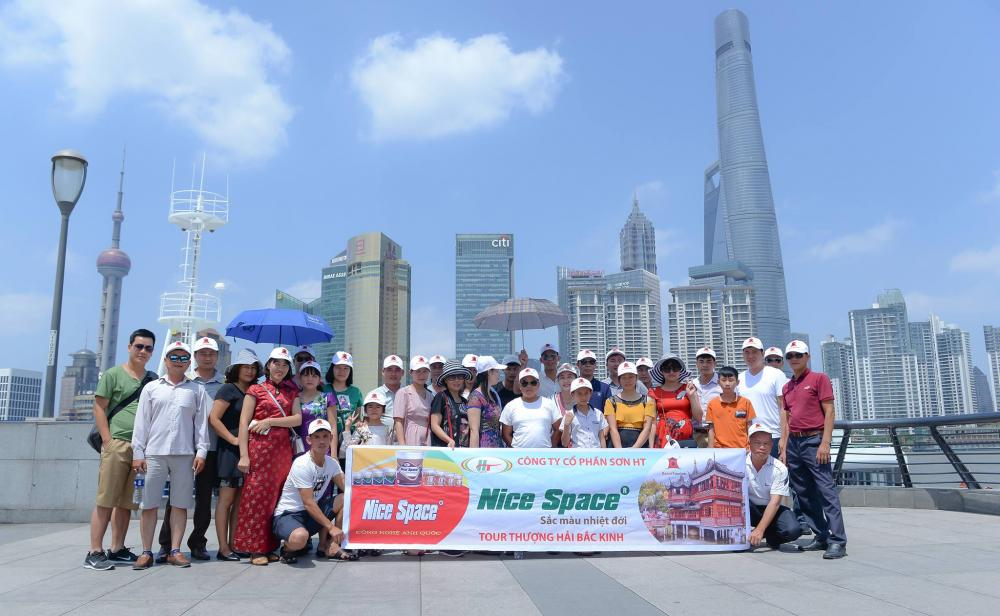 Tổng kết Tour du lịch Thượng Hải - Bắc Kinh Thành công mỹ mãn