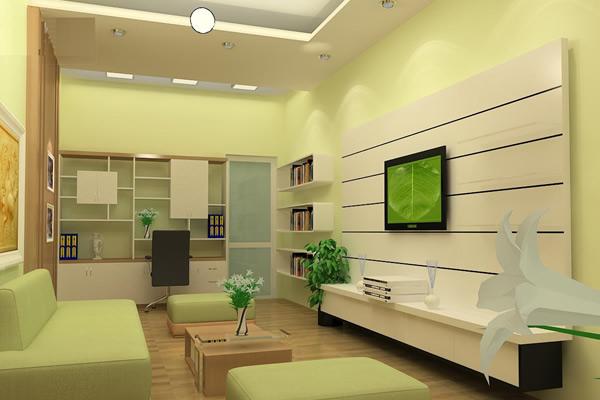 Không gian phòng nhỏ nên phối màu sơn như nào cho đẹp?