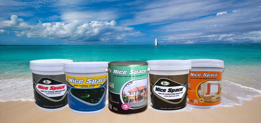 Sơn lại nhà cũ, chọn loại sơn nào?