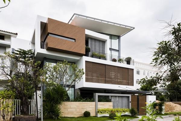 Chọn màu sơn ngoại thất nhà nên chú ý gì?