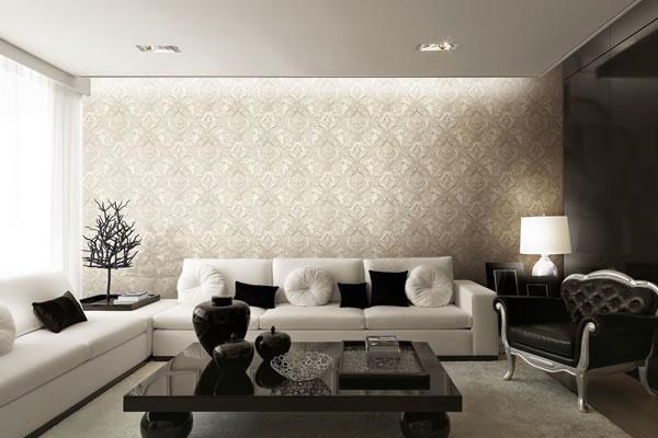 Không gian phòng khách ấn tượng với cách sơn màu táo bạo