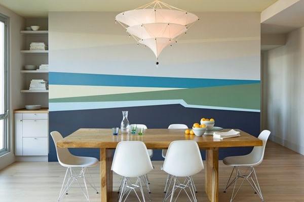 Ý tưởng sơn tường trang trí nội thất nhà đẹp