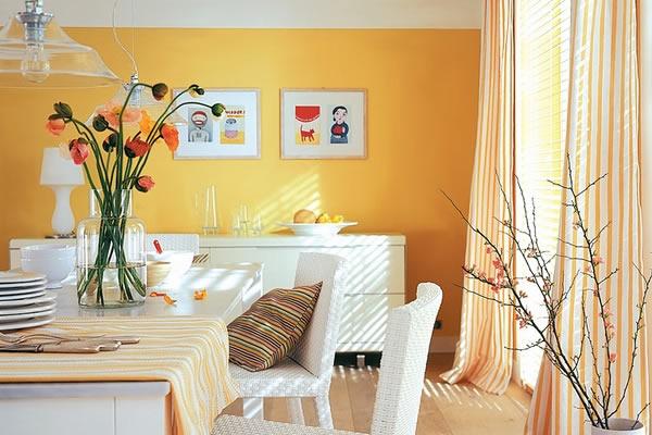 Chọn màu sơn nội thất đẹp cho không gian nhà bếp