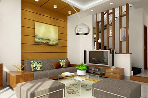 Cách chọn màu sơn cho phòng khách thêm đẹp nổi bật