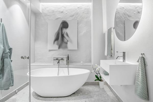 Chiêm ngưỡng căn hộ màu xám đẹp hoàn hảo