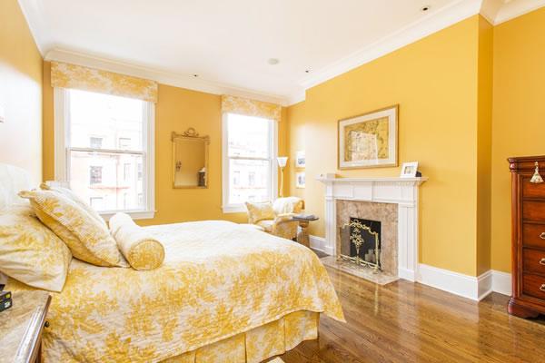 Màu sơn nội thất đẹp hợp tuổi Canh Ngọ 1990