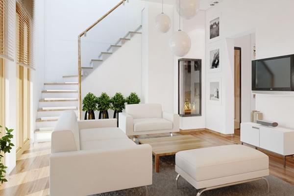 Gợi ý màu sơn đẹp cho phòng khách 2019