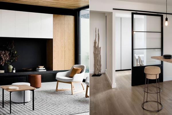 Ý tưởng thiết kế nội thất theo phong cách Japandi