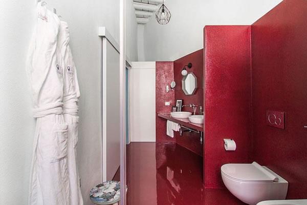 Phù phép không gian sống với những gam màu ấn tượng mang phong cách Ý