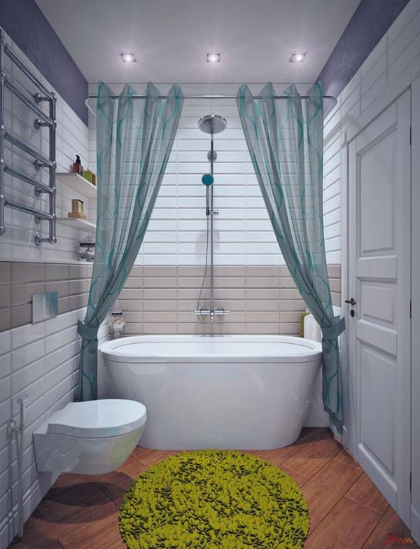 Ý tưởng trang trí nhà với gam màu vàng và xanh ấn tượng