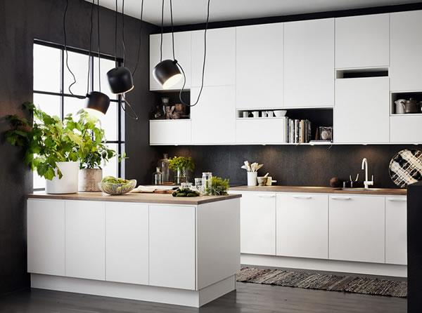 Những gợi ý thiết kế trang trí không gian bếp hiện đại tiện nghi