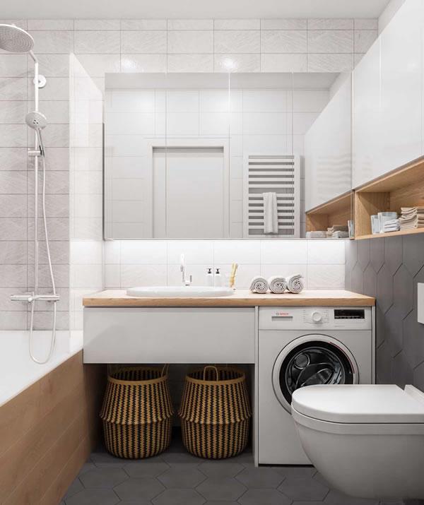 Gợi ý cách thiết kế phòng tắm theo phong cách hiện đại, độc đáo