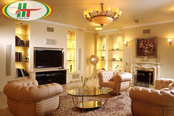Tại sao ánh sáng có ảnh hưởng đến thiết kế nội thất?